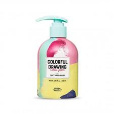 Жидкое мыло для рук Etude House Colorful Drawing Soft Hand Wash, 250 мл