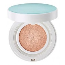 Тональная основа матирующая The Saem Eco Soul Essence Cushion Matt Longwear 21 SPF50+ PA +++, 15 гр.