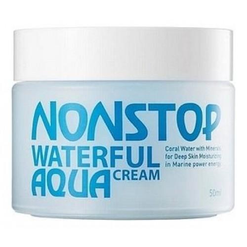 Увлажняющий крем для лица Mizon Nonstop Waterful Aqua Cream, 50 мл