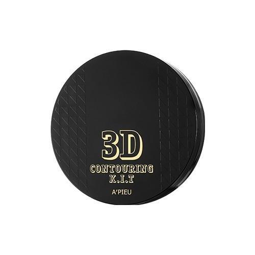 Пудра-контуринг A'Pieu 3D Contouring Kit 01 Natural Warm, 9 гр.