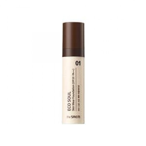 Тональная основа The Saem Eco Soul Skin Wear Foundation Neutral, 30 мл