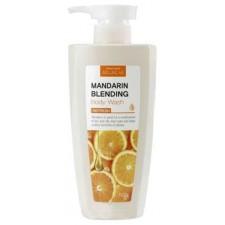 Гель для душа Around me Mandarin Blending Body Wash, 500 гр.