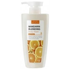Гель для душа Around me Mandarin Blending Body Wash, 500 гр.