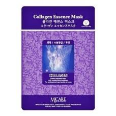Тканевая маска для лица Mijin Collagen Essence Mask с коллагеном, 23 гр.