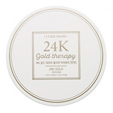 Гидрогелевые патчи для глаз Etude House 24K Gold Therapy Collagen Eye Patch, 60 шт.