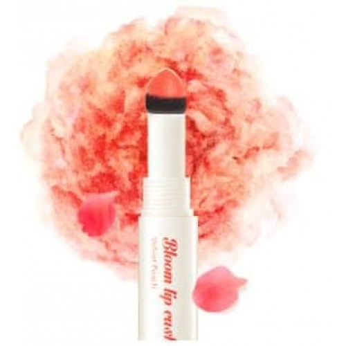 Помада-тинт для губ Berrisom Oops Bloom Lip Cushion 03 Velvet Peach, 1 г