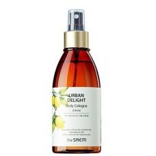 Спрей для тела парфюмированный The Saem Urban Delight Body Cologne Citron, 150 мл