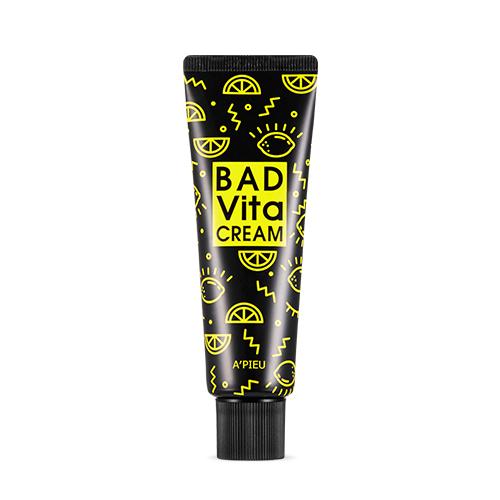 Крем для лица A'Pieu Bad Vita Cream с витаминным комплексом, 50 гр.