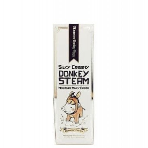 Увлажняющий молочный крем для кожи Silky Creamy Donkey Steam Moisture Milky Cream, 100 мл