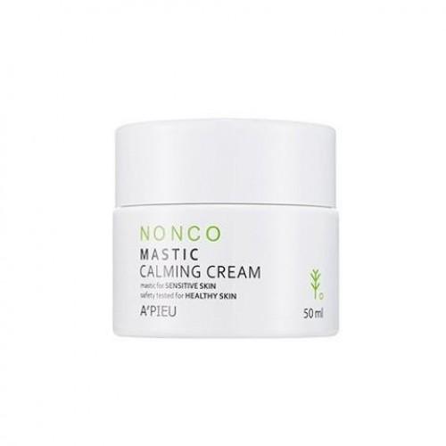Успокаивающий крем для лица A'Pieu Nonco Mastic Calming Cream, 50 мл