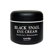 Крем для глаз Eyenlip Black Snail Eye Cream с экстрактом черной улитки, 50 мл