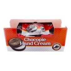 Набор кремов для рук The Saem Chocopie Hand Cream Cookies & Cream Set, 3 шт. по 35 мл.