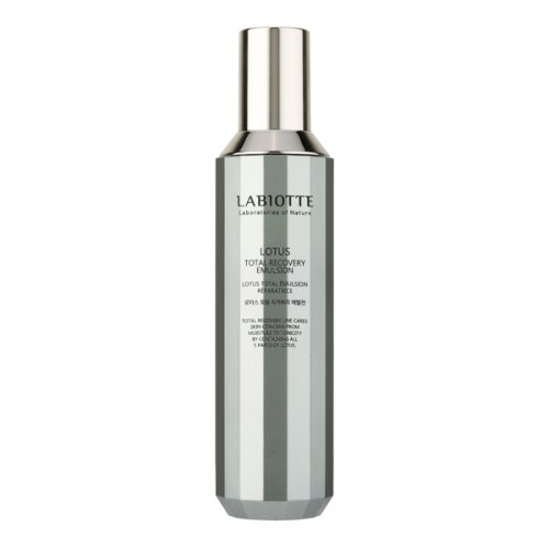 Эмульсия для лица Labiotte Lotus Total Recovery Emulsion, 150 мл