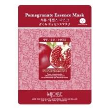 Тканевая маска для лица Mijin Pomegranate Essence Mask с экстрактом граната, 23 гр.