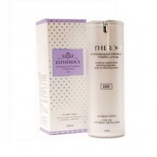 Увлажняющий лосьон для лица с egf Deoproce Estheroce Whitening & Anti-Wrinkle Lotion, 120 мл