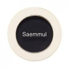 Тени для век матовые The Saem Saemmul Single Shadow (Matt) BK03, 2 гр.