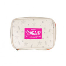Косметичка YADAH Natural It Pouch Pink, 1 шт.