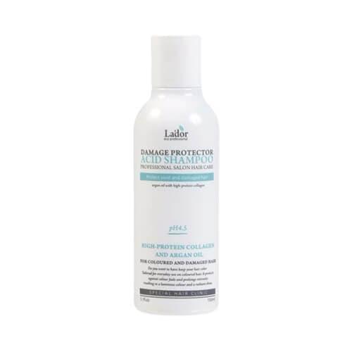Шампунь для волос La'dor Damaged Protector Acid Shampoo с аргановым маслом, 150 мл