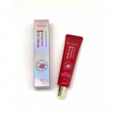 Антивозрастной крем для глаз Deoproce Whitening & Anti-Wrinkle Pomegranate Eye Cream, 40 мл