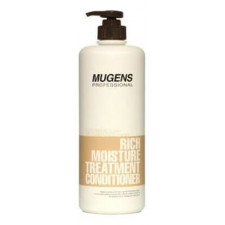 Кондиционер для волос увлажняющий Mugens Rich Moisture Treatment Conditioner, 1000 мл