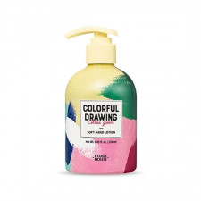 Лосьон для рук Etude House Colorful Drawing Soft Hand Lotion, 250 мл