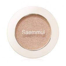Тени для век мерцающие Saemmul Single Shadow (Shimmer) BE02, 2 гр.