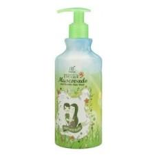 Шампунь для волос и тела органический Mstar Muscovado Anti Trouble Hair Wash, 400 мл