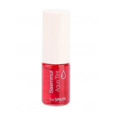 Питательный тинт для губ The Saem Saemmul Tint Aqua Red, 9,5 гр.