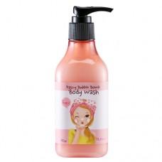 Гель для душа персиковый Fascy Bubble Bomb Body Wash Peach, 250 мл