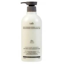 Увлажняющий шампунь для волос Lador Moisture Balancing Shampoo, 530 мл