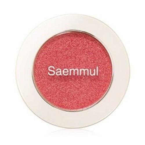 Тени для век мерцающие The Saem Saemmul Single Shadow (Shimmer) RD02, 2 гр.