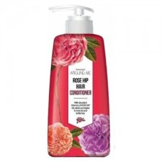 Кондиционер для волос Welcos Around me Rose Hip Hair Conditioner, 500 мл.