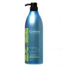 Шампунь для волос Welcos Confume Total Hair Cool Shampoo c экстрактом мяты, 950 мл
