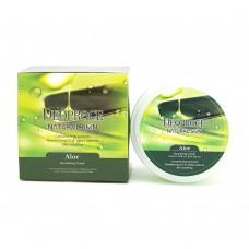 Крем для лица и тела Deoproce Natural Skin Aloe Nourishing Cream, 100 гр.