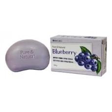 Мыло туалетное CLIO Blueberry Soap, 100 гр.