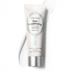 База под макияж для жирной кожи Etude House Face Conditioning Cream SPF25 PA++, 75 гр.