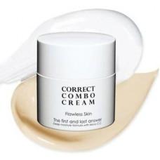 CC крем Mizon Correct Combo CC Cream SPF25 PA++ с керамидами, 35 мл.