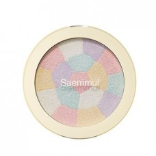 Хайлайтер минеральный The Saem Saemmul Luminous Multi Highlighter Pink White, 8 гр.