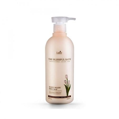Гель для душа La'dor The Blissful Bath Body Wash Fresh Tulip, 530 мл