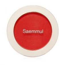 Румяна The Saem Saemmul Single Blusher RD04 Carot Red, 5 гр.