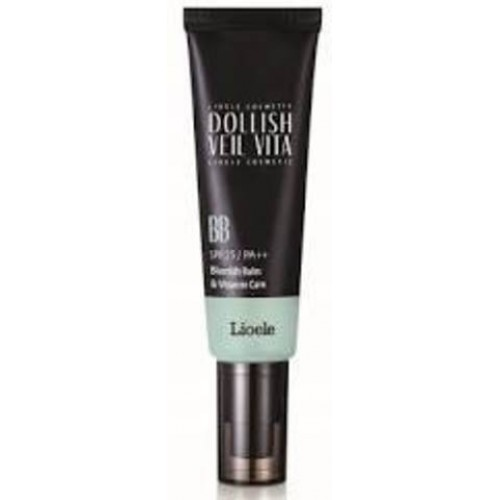 BB крем витаминная вуаль Lioele Dollish Veil Vita BB Natural Green, 50 мл