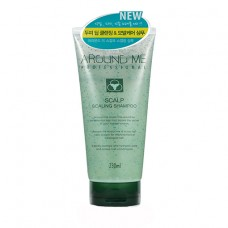 Шампунь-скраб для волос и кожи головы отшелушивающий Around Me Scalp Scaling Shampoo, 230 мл
