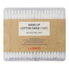 Ватные палочки The Saem Make Up Cotton Swab, 100 шт.