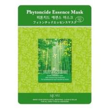 Тканевая маска Mijin Phytoncide Essence Mask для лица фитонциды, 23 гр.