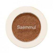 Тени для век мерцающие The Saem Saemmul Single Shadow (Shimmer) BR10, 2 гр.