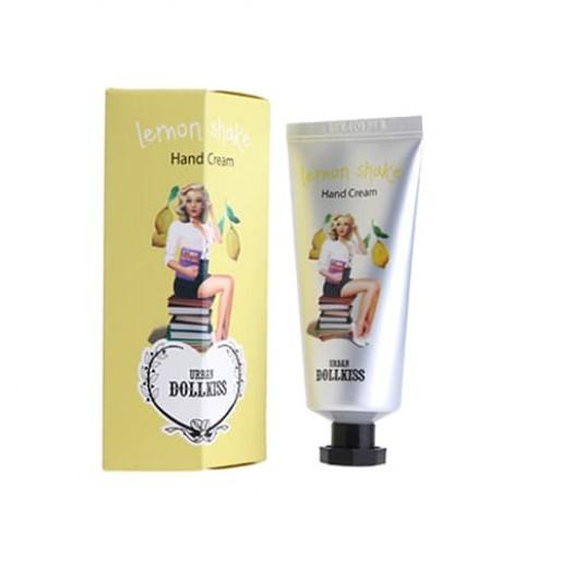 Крем для рук Baviphat Shake Dollkiss Lemon Shake Hand Cream смягчающий, 35 мл