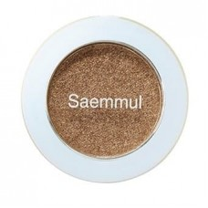 Тени для век кремовые The Saem Saemmul Single Shadow (Paste) BR01 Blondie, 1,8 гр.