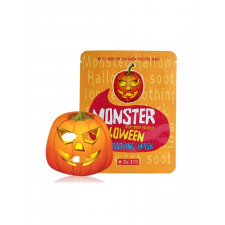 Успокаивающая маска для лица Baviphat Monster Halloween Soothing Mask, 25 мл