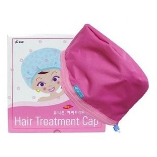 Термошапка для сушки, укрепления и ламинирования волос Hair Treatment Cap, 1 шт.