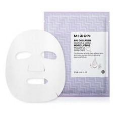 Тканевая маска для лица Mizon Bio Collagen Ampoule Mask с коллагеном, 27 мл.